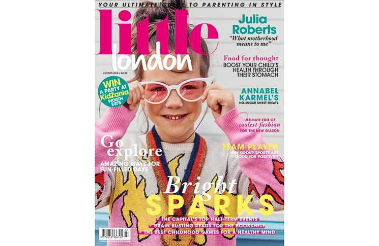 Little London magazine Autumn issue