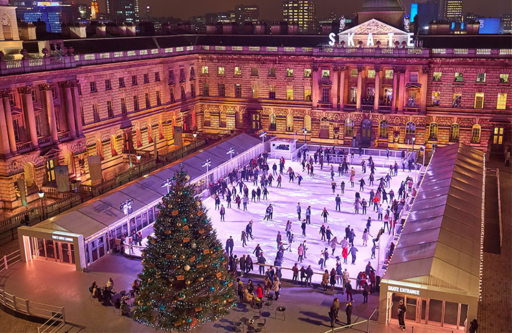 This winter's best ice rinks ? plus, win tickets!