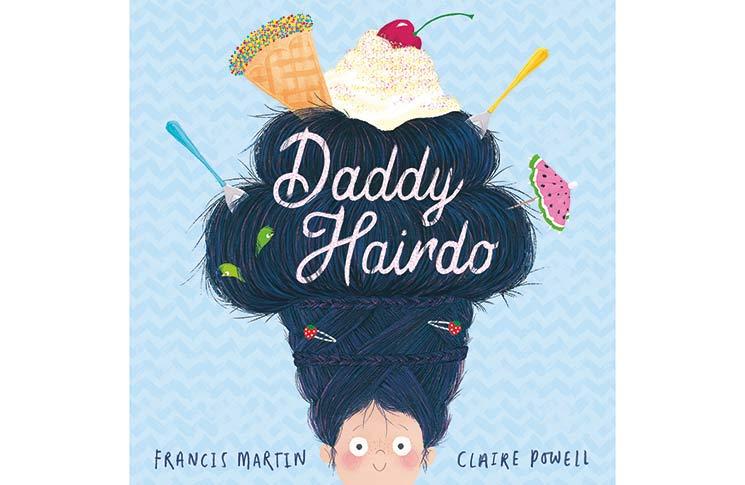 'Daddy Hairdo' book by Francis Martin