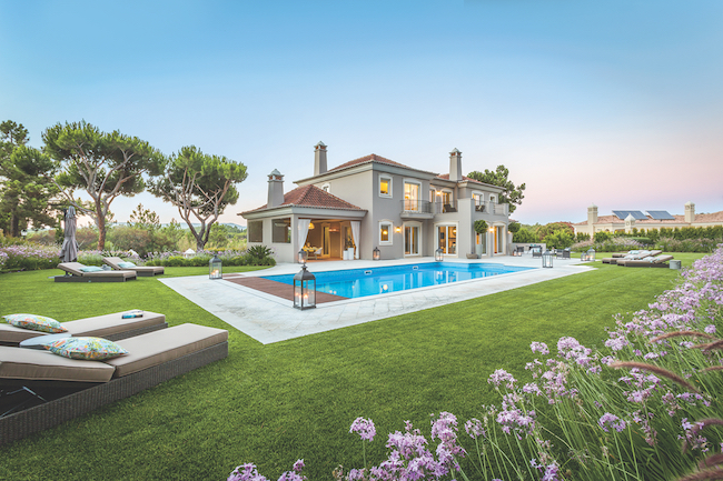 Algarve family villa