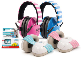 Alpine Hearing Protection ear muffs