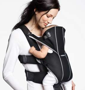 Baby Bjorn Baby Carrier Miracle Review - Little London
