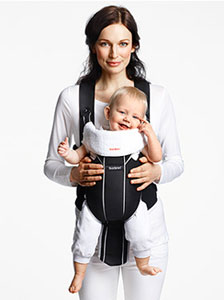 1229a023c1c Baby Bjorn Baby Carrier Miracle Review - Little London