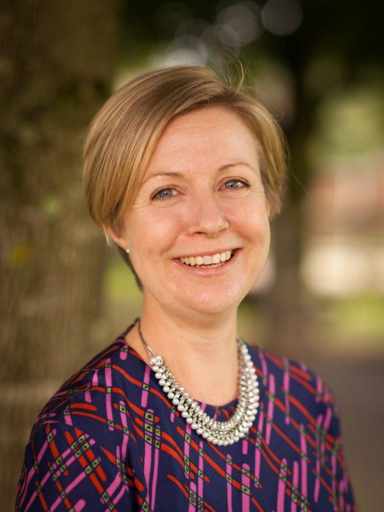 Brookham Headteacher Sophie Baber