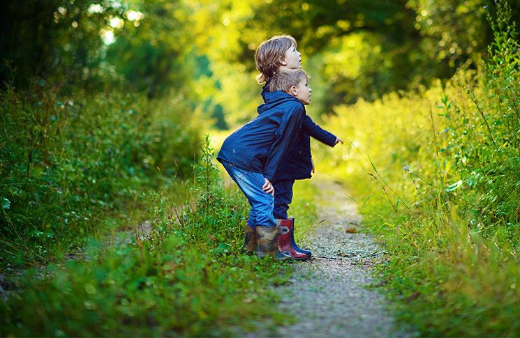 children nature environment walk saving priority extinction pollution concerns revealed biggest research future animals