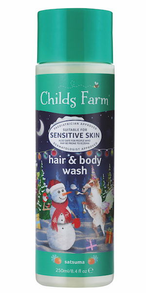 Childs farm body wash