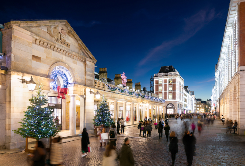 Covent Garden Christmas 2019