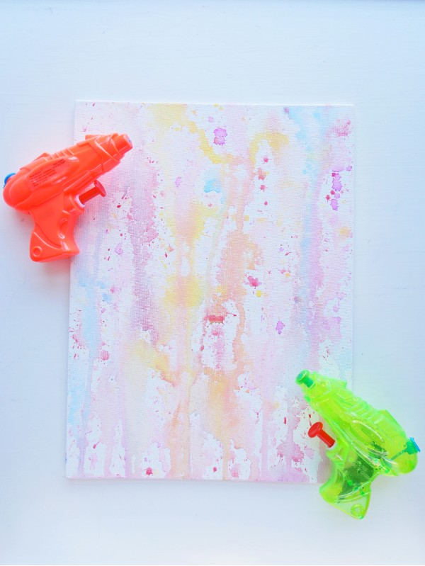 DIY-water-paint-gun-art