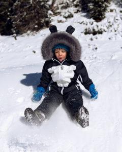 Win a Dinoski Snowsuit