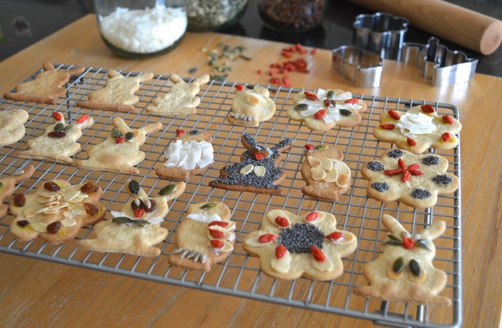 Easter biscuits2