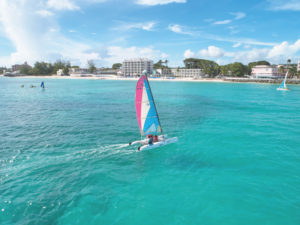 Family holiday in Barbados