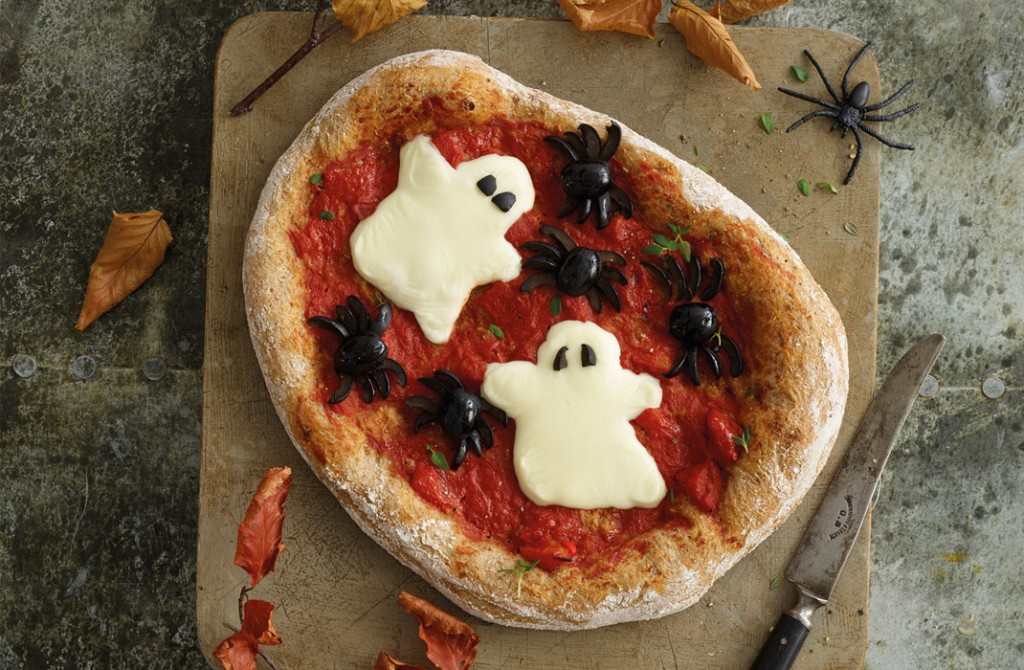 Ghoulish-pizza