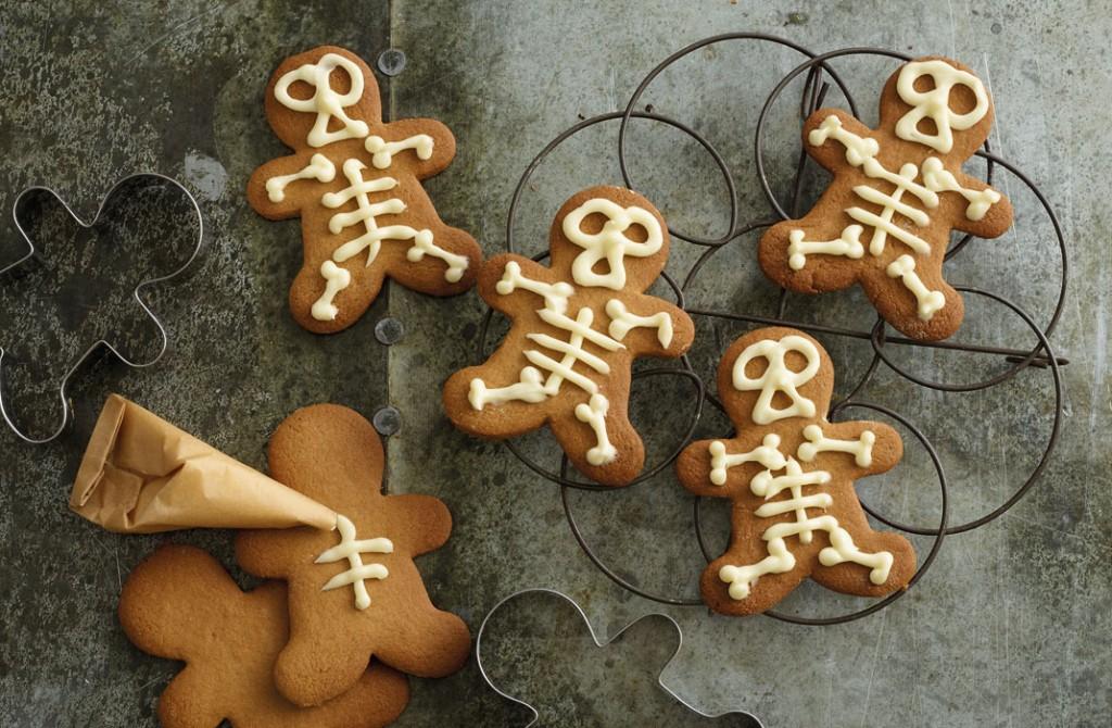 Gingerbread-biscuits