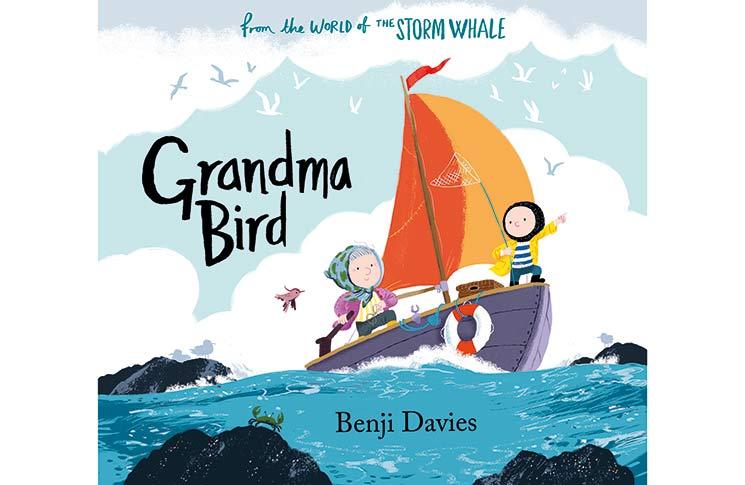 'Grandma Bird' book by Benji Davies