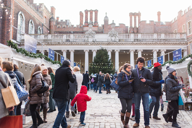 Hampton Court Festive Fayre