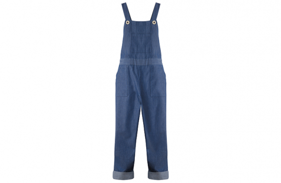 Kingdom of Origin denim dungarees