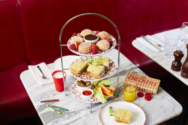 Cafe Rouge Has Launched It S First Ever Kids Afternoon