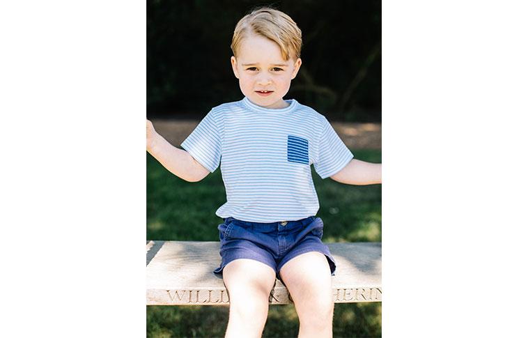 Happy birthday, Prince George!