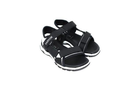 Lanvin-boys-sandals-pre-loved-designer-kidswear