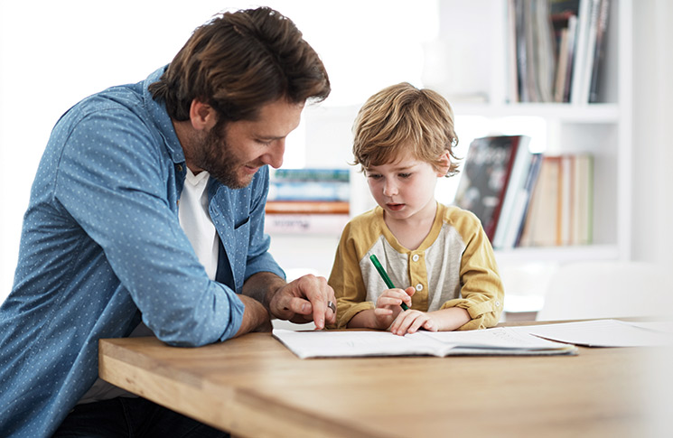 How to best support your child's learning at home