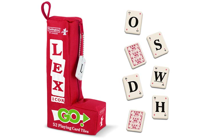 Win the new Lexicon-GO word game
