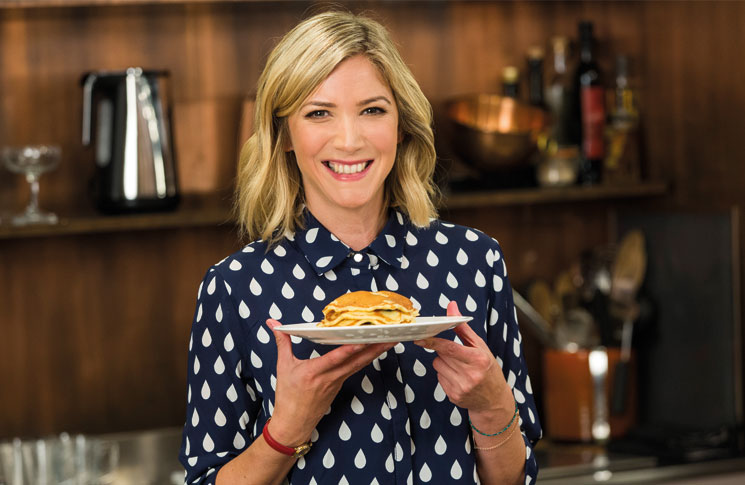 lisa faulkner spooks
