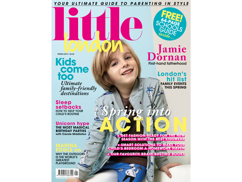 Little London Spring 2019 issue