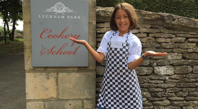 Lucknam Park cookery school