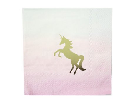 Party-Pieces-unicorn-napkins-Carole-Middleton