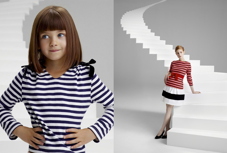 Petit Bateau Is Associated with Paris for a Capsule Collection of The National Opera Created by Christian Lacroix