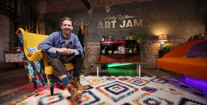 Ricky-Wilsons-Art-Jam-CBBC