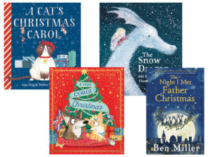 Win a Festive Book Bundle From Simon and Schuster