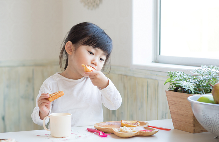 Adjust your child's diet to avoid colds and flu
