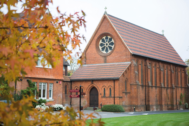St Catherine's Prep School building