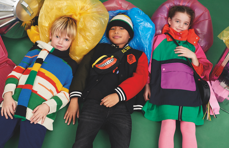 Stella McCartney back to school
