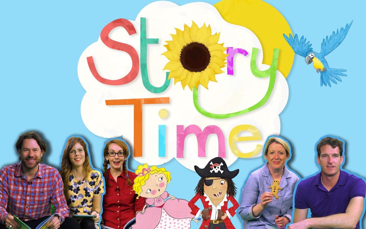 StoryTime Trailer
