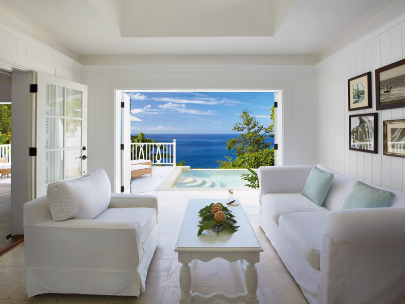 Sugar Beach St Lucia superior villa win