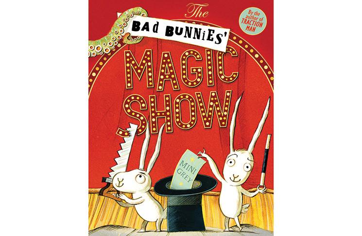 The-Bad-Bunnies'-Magic-Show