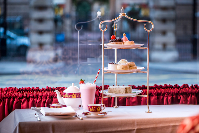 The Little Prince and Princess Afternoon Tea