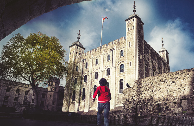 Win a family ticket to the Tower of London