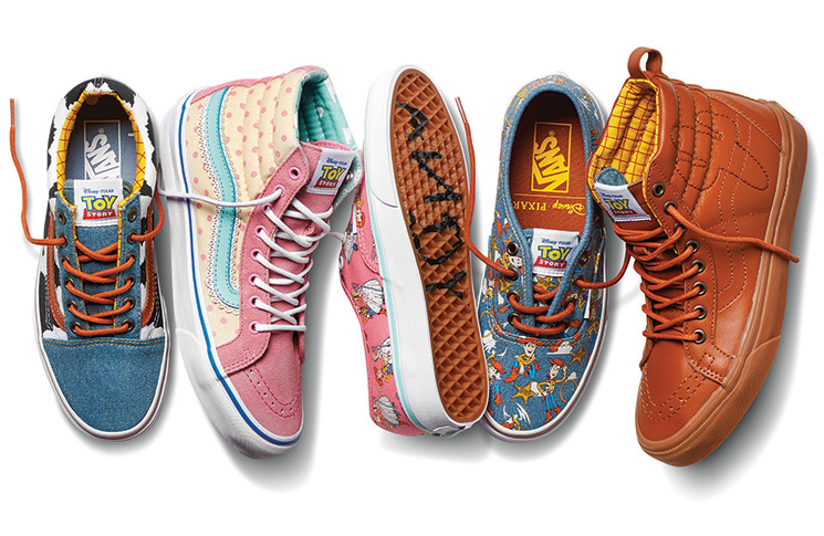 LL Loves: Vans x Toy Story