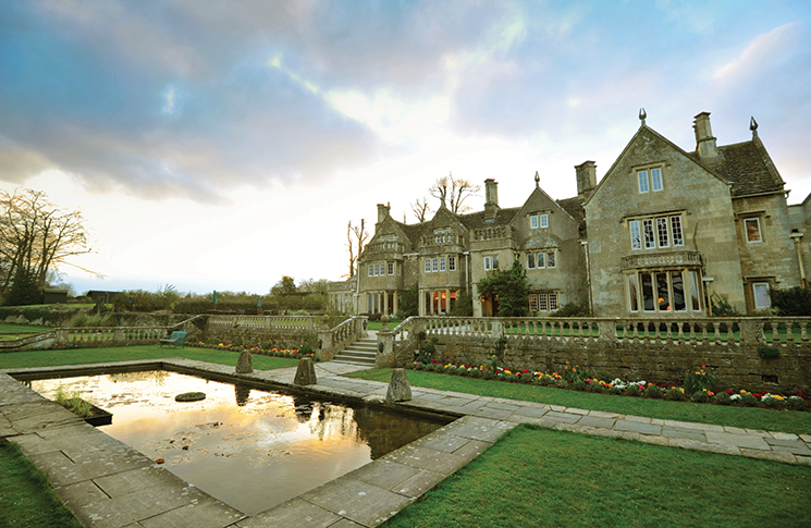 Win a family break at Woolley Grange Hotel