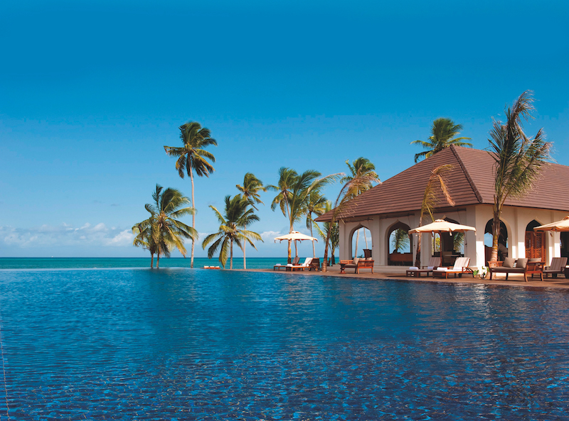 Zanzibar holiday resort