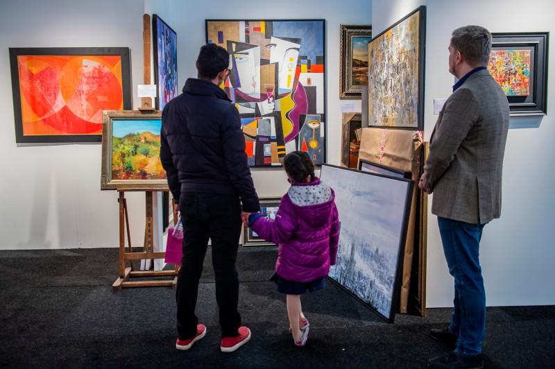 battersea-spring-fair-art