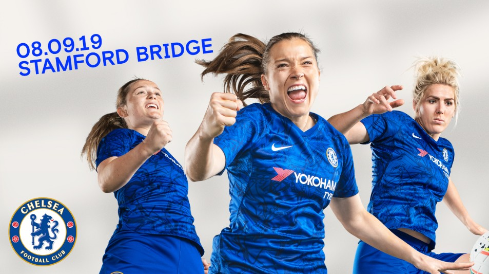 Sign up for FREE Tickets to Chelsea FC Women vs Tottenham Hotspur Women at Stamford Bridge