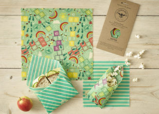 Eco-friendly kids' lunch packs