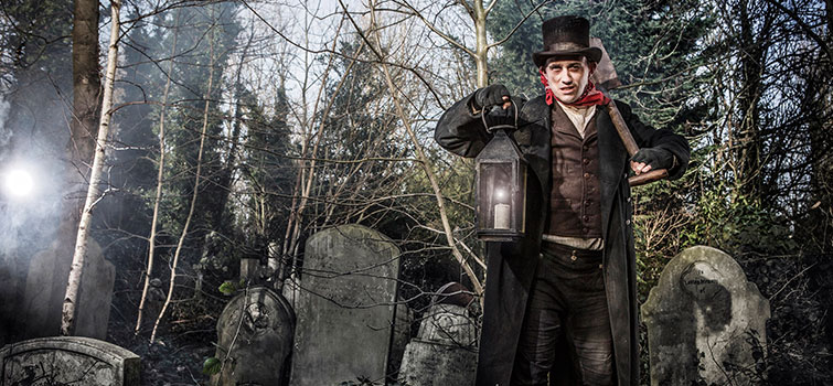 london-dungeon-grave-robbers