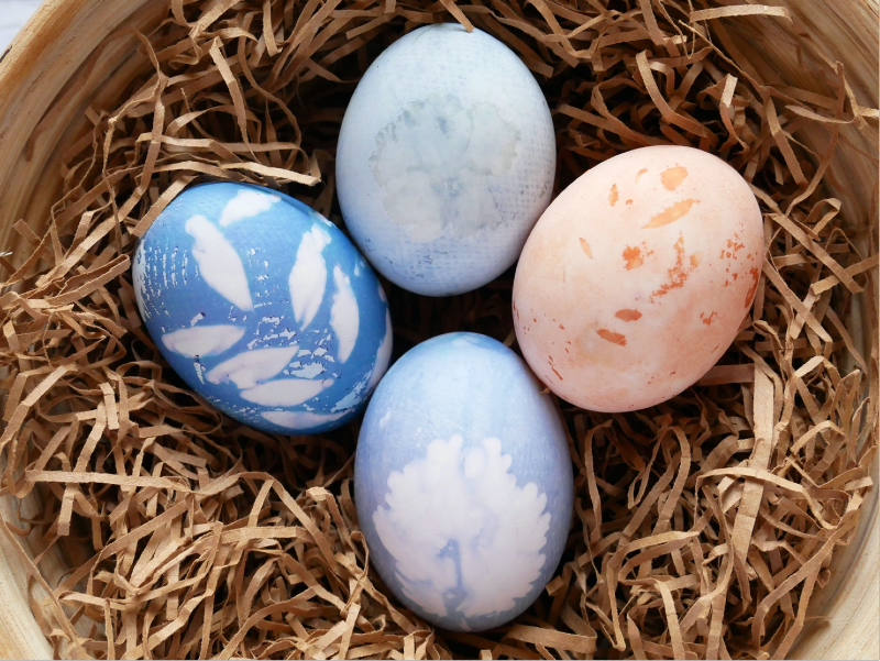 painted-eggs-easter-crafts
